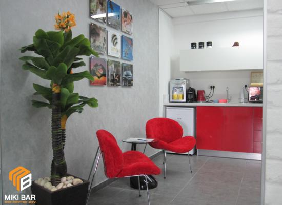 עיצוב משרדים מיקי בר